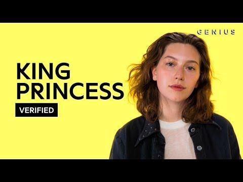 "King Princess ""1950"" Official Lyrics & Meaning | Verified"
