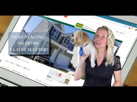 Homestaging to Sell your home