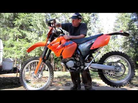 2006 ktm 200xc suspension setup youtube rh youtube com 2006 KTM 250 SX-F 2014 KTM 250 SX-F