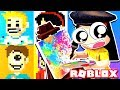 Drawing My Friends In Roblox! - Roblox Pixel Art Creator - DOLLASTIC PLAYS!