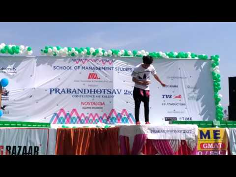 Free Style Dance Video By Gaurav Cromax