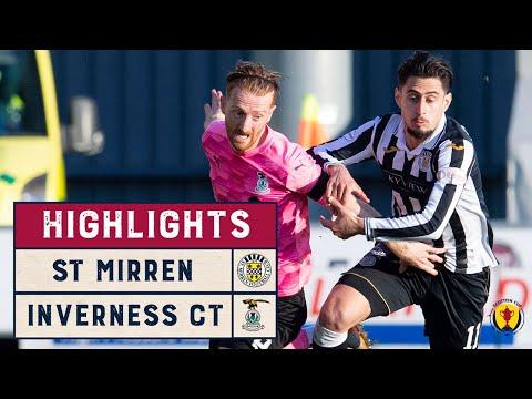 St Mirren Inverness CT Goals And Highlights