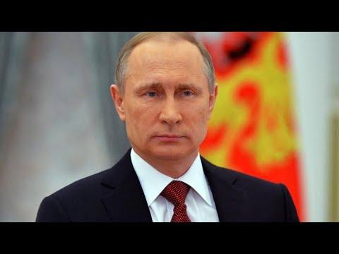 Выступление Владимира Путина на вечере в честь Дня защитника Отечества. Полное видео