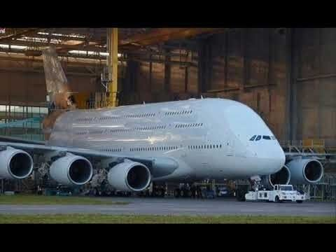 A380 Biggest Passenger Airliner  Documentary NEW 2017