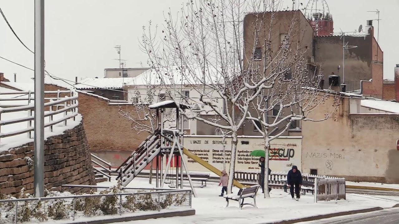 Almacelles nevada 2018