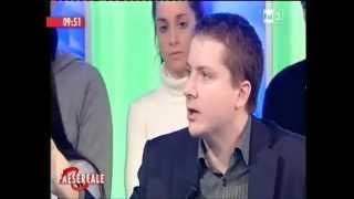 Giacomo Zucco: il lavoro è tassato come un lusso - PaeseReale, RAI3