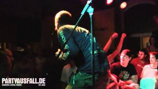 Final Prayer - Out Of Content - live at HOLZ Niesky, 15/07/2011