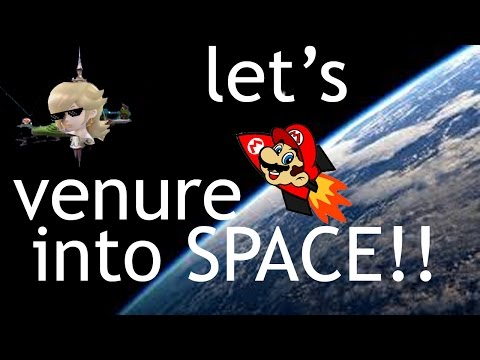 let's adventure into SPACE! - SMG ep 1