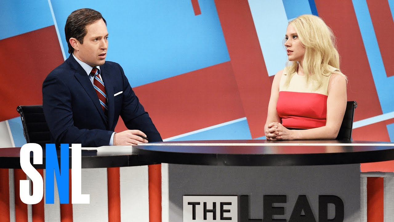 The Lead with Jake Tapper Cold Open - SNL - YouTube