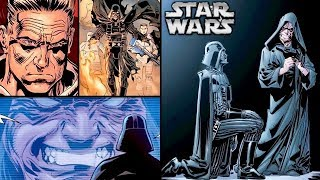 Why Palpatine and Vader Killed Grand Moff Tarkin's SON! (Legends)