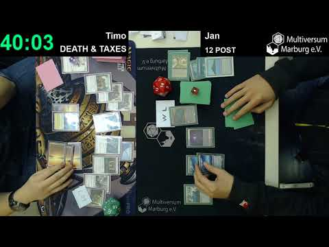 Legacy 2017: Death & Taxes vs BUG Post
