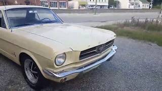 1965 Ford Mustang Coupe (For Sale)