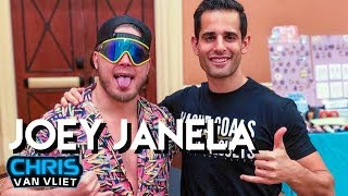 Joey Janela: Will AEW be TV14?, Jon Moxley, hardcore matches, wrestling with a hangover