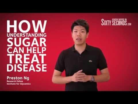 How understanding sugar can help treat disease