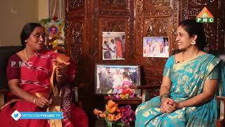 Dhyana Mahila Interview with Senior Pyramid Master Ratna kumari