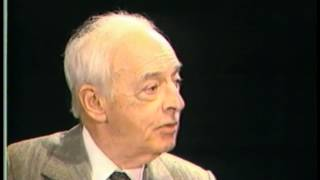 Nobel Prize winner Saul Bellow reads his fiction