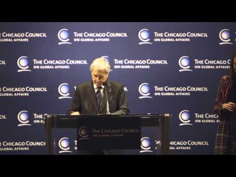 Jean-Claude Trichet: Crisis of Advanced Economies