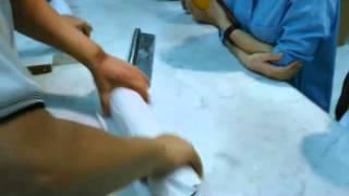 Yongki Gunawan - Cara Membuat Bolu Gulung Prunes Konings 2/2