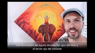 """Elementales"" Pedro Vayu Gallinger"