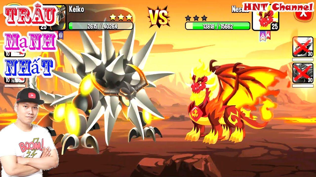 Lap 12 Rồng Xinh Đẹp Dragon City HNT chơi game Nông Trại Rồng HNT Channel New 131