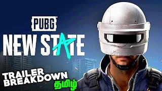 PUBG 2 New State Trailer Breakdown and Features Explained