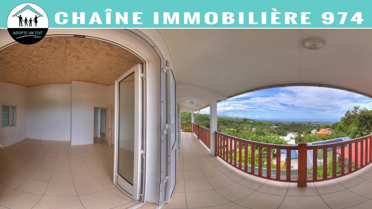 Rivi re saint louis vente maison 974 m17251 adopte for Agence immobiliere 974 reunion
