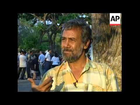 EAST TIMOR: PRESIDENT AND JOSE RAMOS-HORTA HAVE TALKS