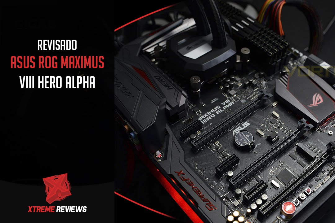 Drivers: ASUS MAXIMUS VIII HERO ALPHA