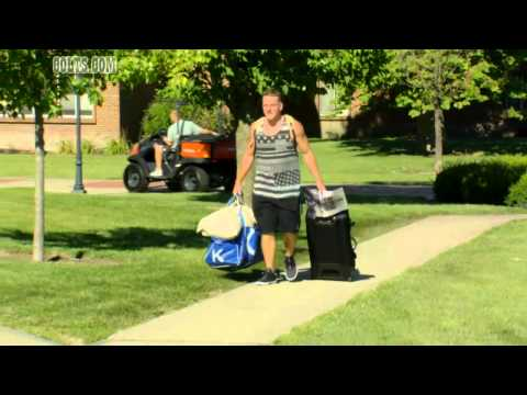 Best of Colts Camp 2015 Move-In Day