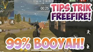 Tips and trik Free Fire Booyah ! Tutorial Win Pubg Android Indonesia