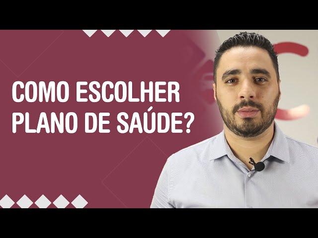 COMO CONTRATAR UM PLANO DE SAÚDE