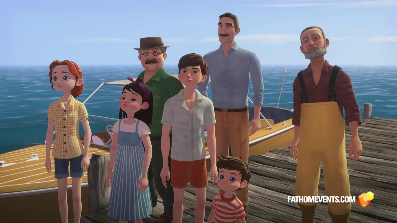 Box Car Children: The Boxcar Children: Surprise Island (2018)