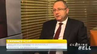 Anglogold Ashanti Interim Results with CEO Mark Cutifani