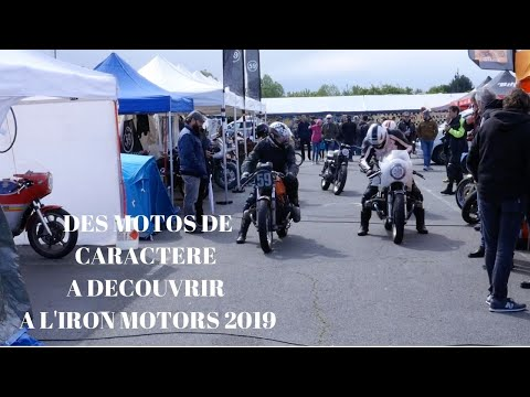 Ep.68 : Iron Motors Show au circuit Carole.