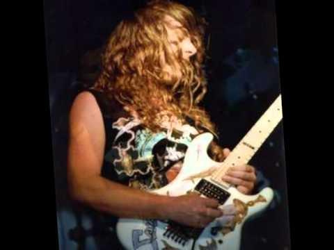 Savatage's Criss Oliva Amazing Guitar Solos