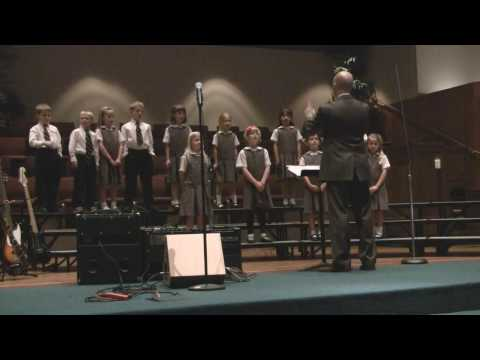 Classical School of Wichita Spring Concert 2010 Pt 2