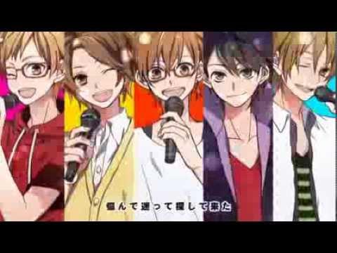 【Circle of Friends】Link / リンク 【サークル・オブ・フレンズ】