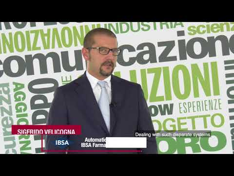 Sigfrido Velicogna, IBSA Farmaceutici Italia, FactoryTalk Suite