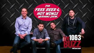 106.3 The Buzz - Texoma's Real Rock Station