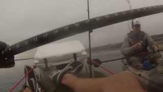 KAYAK FISHING SAN SIMEON 2015