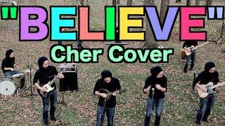 Believe - samuraiguitarist (Cher Cover)