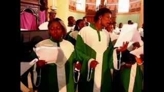 Mass in Zanzibar Cathedral