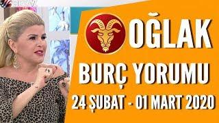 OĞLAK BURCU | 24 Şubat - 01 Mart 2020 | Nuray Sayarı'dan haftalık burç yorumları