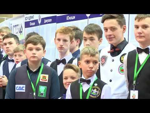 World Snooker Championship in Tyumen (U-16). Finals