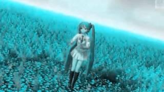Lyrics: Kon'nichiwa watashi no namae ha hatsune miku desu こんにち...