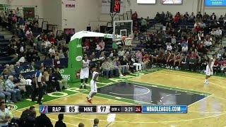 Highlights: Melvin Johnson III (15 points)  vs. the Red Claws, 11/20/2015