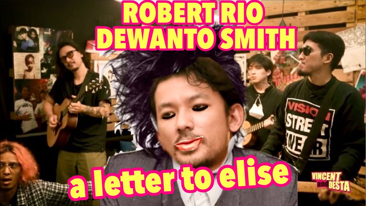 RIO DEWANTO SUARA NYA MENGANDUNG VIBRATOR!!