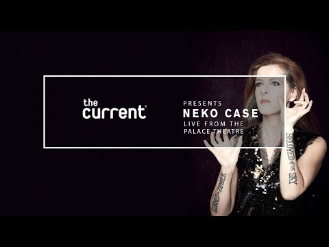 Neko Case (Fall Tour 2018, Live from the Palace Theatre for The Current)