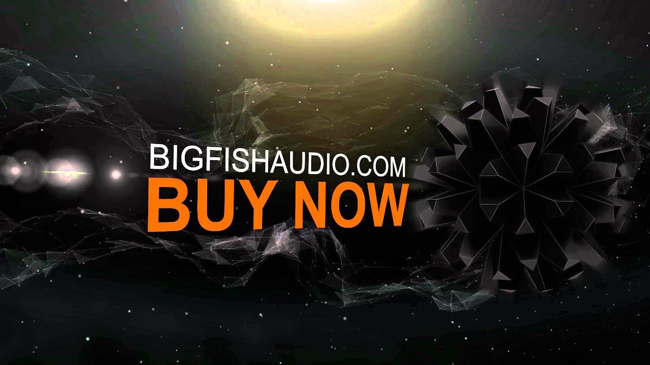 Big fish audio presents cyborg youtube for Big fish audio
