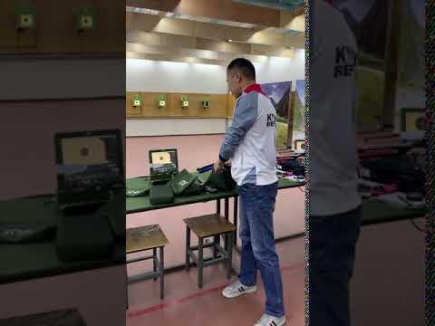 First Asian Online Shooting Championship (Team Kyrgyzstan)